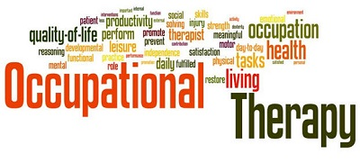 Occupational Therapy creating an order of service in word