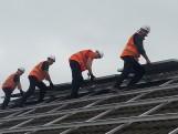 Contractors get to work