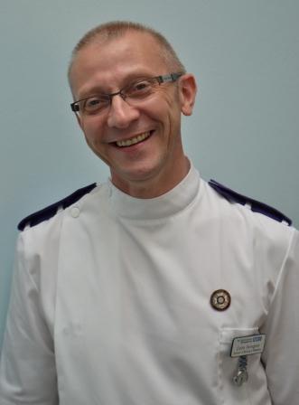 Colin Ovington