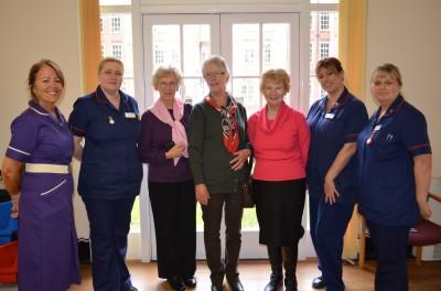 50 years nurses