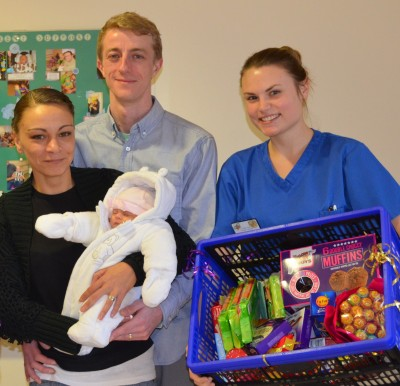 Neonatal sweet donation 009
