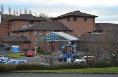 Rowley Regis Hospital