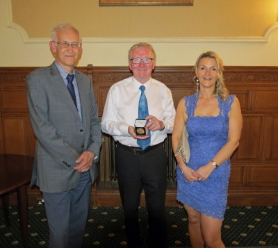 Dr Bill Thomson - Norman Veal Award
