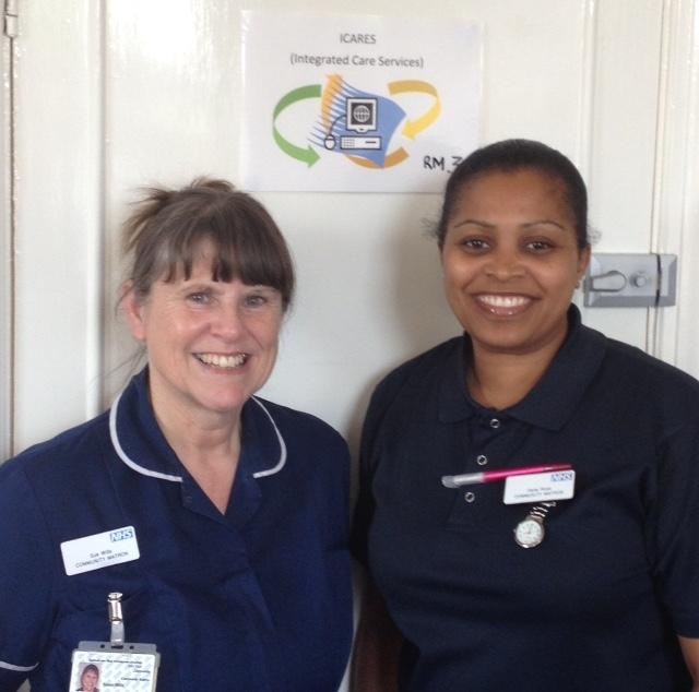 care homes team-nursing times award
