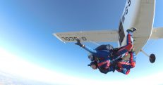 Raise money for Your Trust Charity by Skydiving