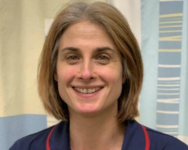 Louisa Adams an NHS Hero