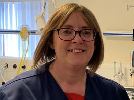 Amber Markham an NHS Hero