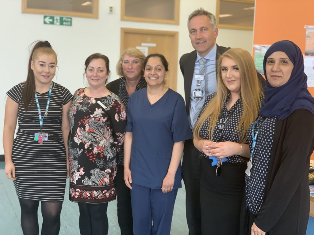 Great Bridge Health Centre Team
