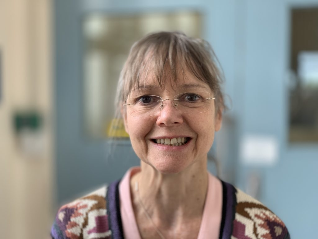Caroline Gordon - Lupus Clinic