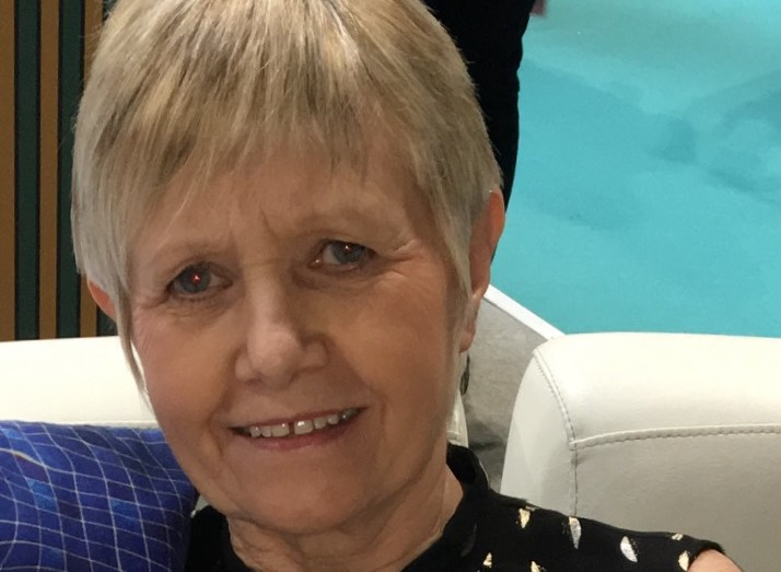 Sandra Davies is one of the Trust's NHS Heroes.