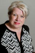 Non-Executive Director Lesley Writtle.