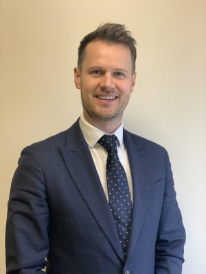 Liam Kennedy is the Chief Operating Officer at the Trust.