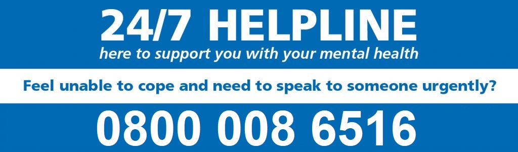 24/7 Mental Helpline