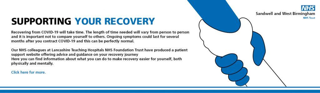 Coronavirus: Recovery