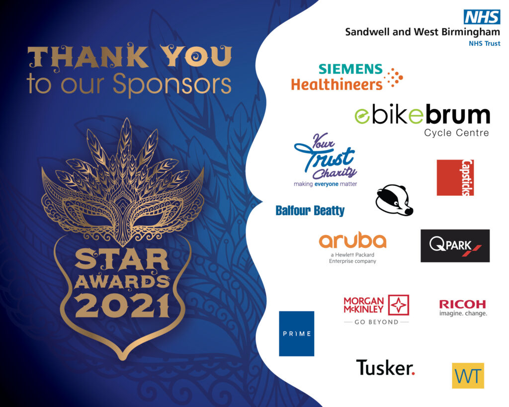 Thank you to our 2021 sponsors